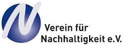Verein für Nachhaltigkeit e.V. - Logo